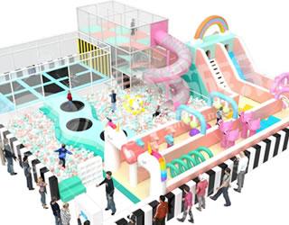 室内儿童乐园网红室内儿童主题乐园_游乐设备厂家_规划/设计/生产/安装